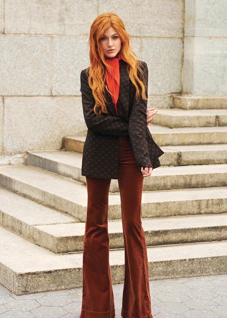 Кэтрин МакНамара — Фотосессия для «Teen Vogue» 2015 – 2