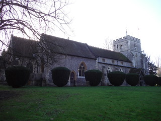 St. Mary's Church, Wendover