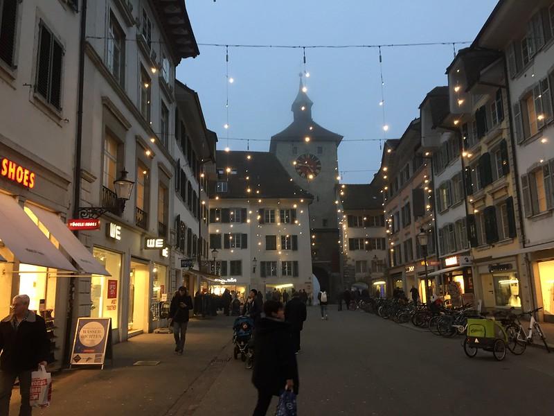 Christmas Solothurn