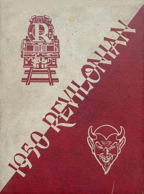 1950 Russell High School Yearbook