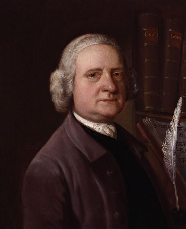 Thomas Gainsborough - Joseph Gibbs (c.1755)
