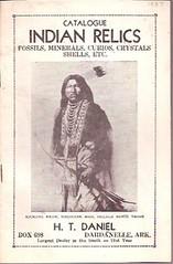 DANIEL 1937 Catalog
