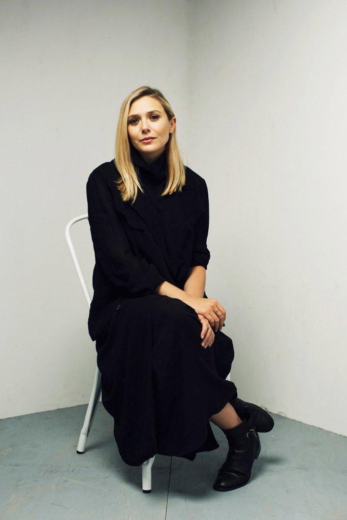 Элизабет Олсен — Фотосессия для «I Saw the Light» на «TIFF» 2015 – 12