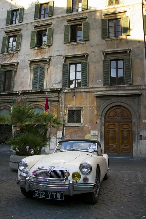 Rome Via della Gatta
