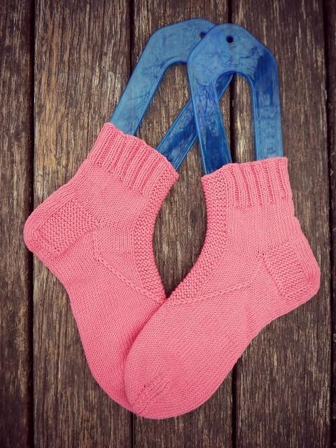 розовые носки dusk sharpen  | Хорошо.Громко.