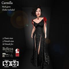 AvaGirl - Carmilla BlackRed