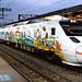 Hello Kitty train in Taiwan