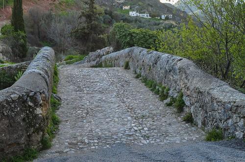 112. Puente romano Colomera.