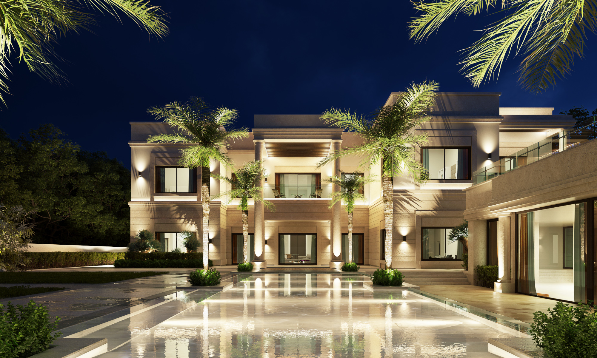 Private Villas. UAE 30498594982_1aa12a8b1b_o