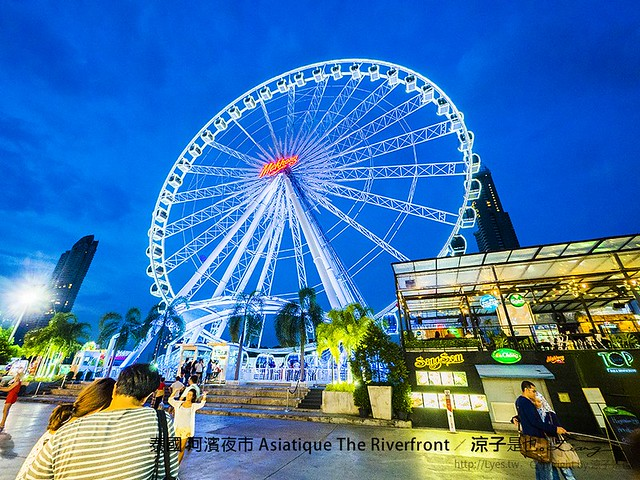 泰國 河濱夜市 Asiatique The Riverfront 91