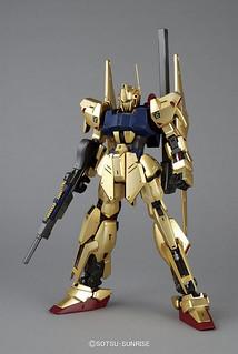 黃袍加身 絢爛閃耀 夢幻鋼彈金色機!!!(上篇)