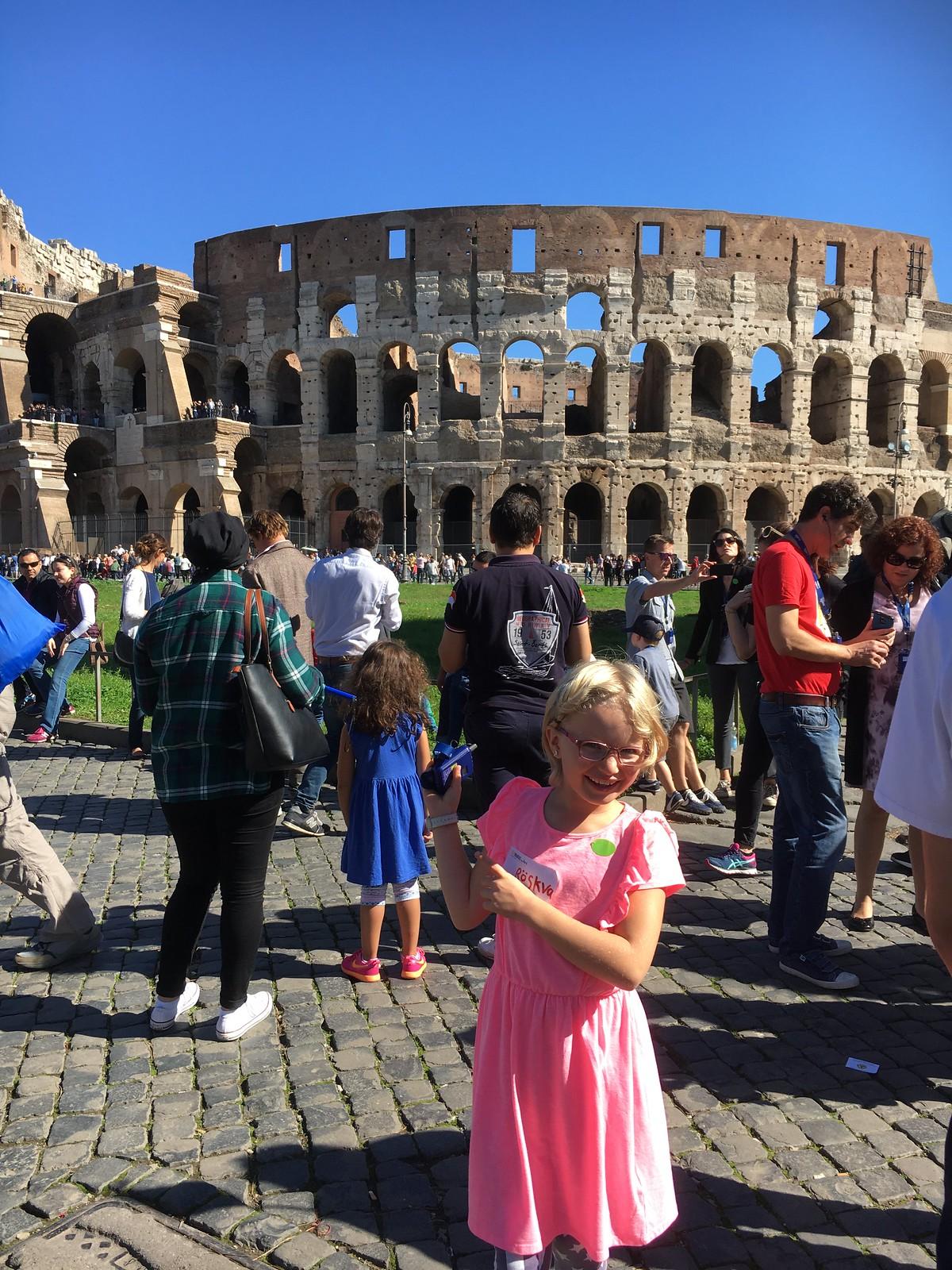 Damerne i Rom