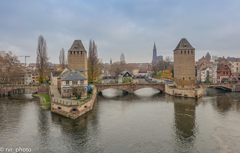 Ponts Couverts, Estrasburgo
