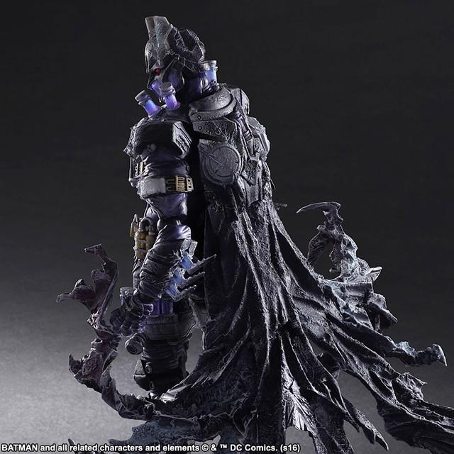 整個裝甲都凍結了!Play Arts 改 - 蝙蝠俠:惡棍畫廊 - 急凍人 プレイアーツ改 Rogues Gallery Mr. Freeze