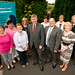 Meeting with Mid Ulster Women's Aid, Cookstown, 12 August 2015