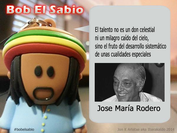Bob El Sabio. Talento