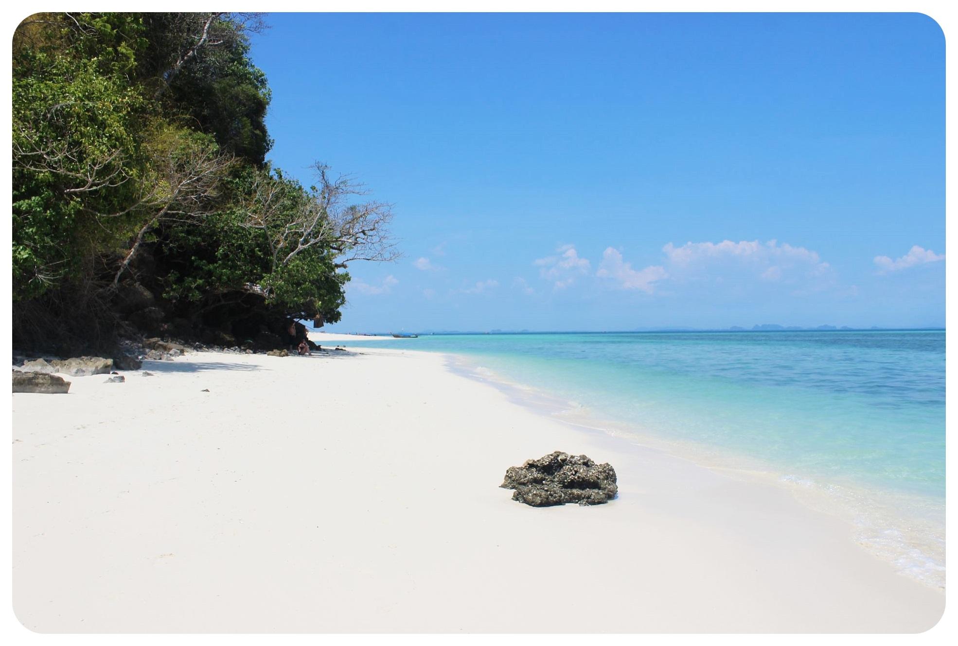 koh poda beach thailand