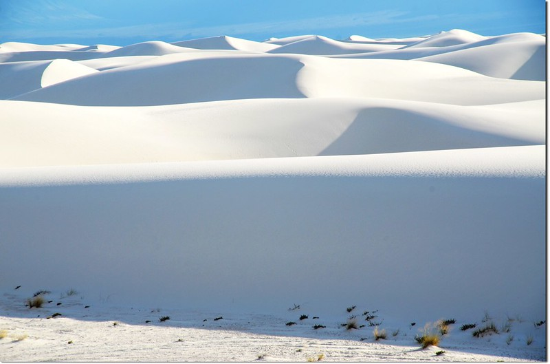 White Sands National Monument, New Mexico 4