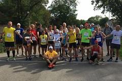 Tabulkář slavil kulatiny maratonem