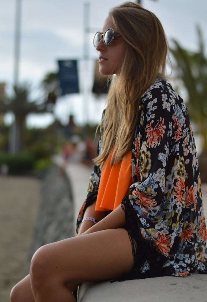 kimono at the beach, wildflower girl, fashion blog (5)