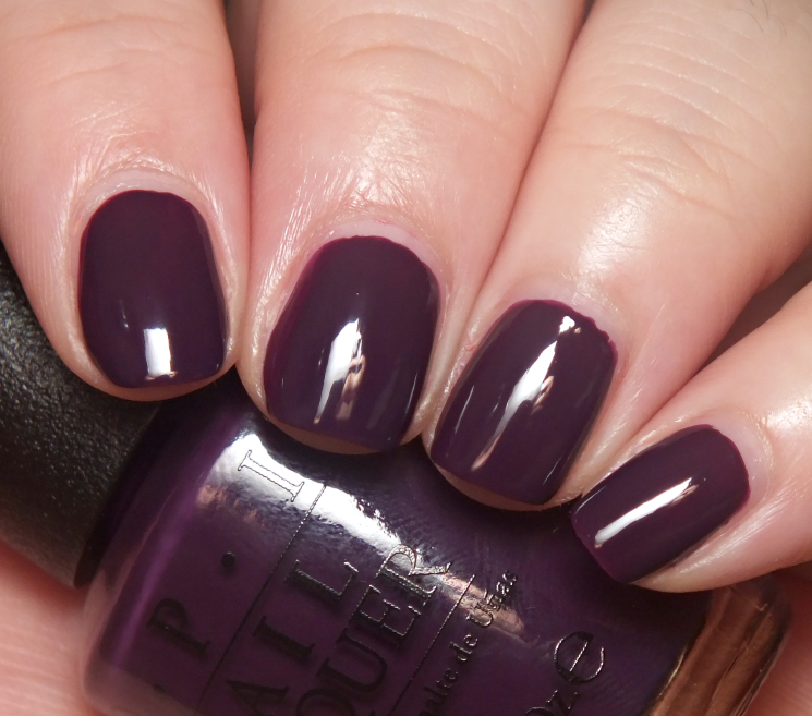 OPI Venice Collection O Suzi Mio
