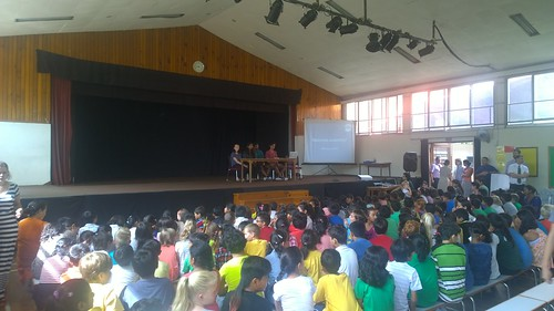 Start of Term 1 Assemblies 2015