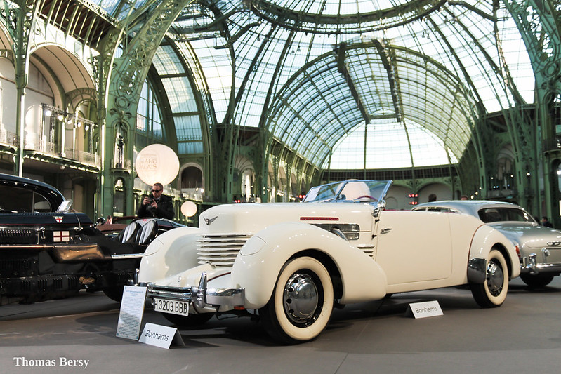 [75][04 au 08/02/2015] 40ème Salon Retromobile - Page 17 21028902708_bce283ffd8_c