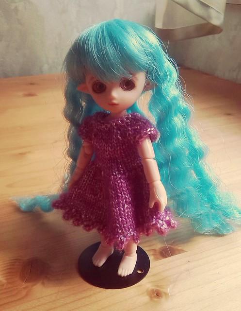 Obitsu 11 cm dress