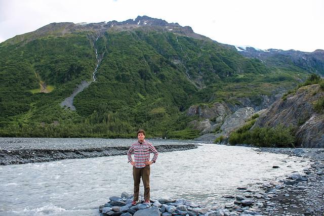 Exit Glacier runoff