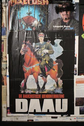 DAAU poster
