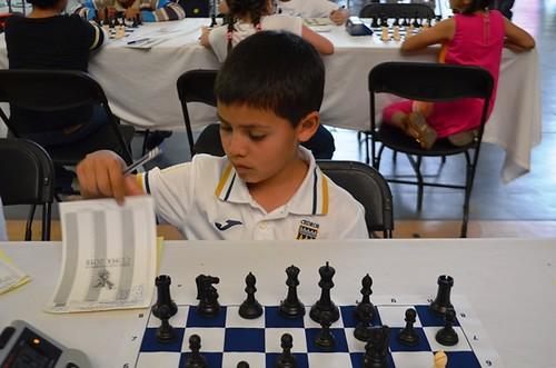 Copa Independencia 2015 - Ronda 2 Infantil