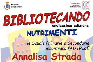 Noicattaro. Bibliotecando 2015 front