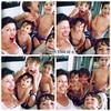 4 kids= 4 tries at one good snapshot