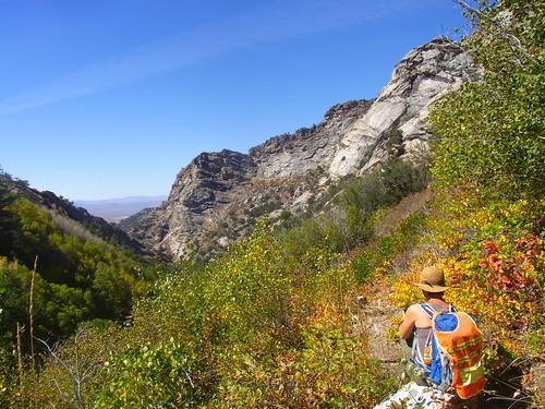 hiking ann