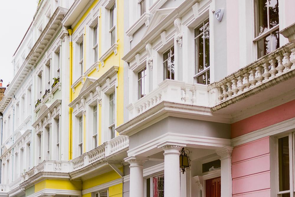 primrose hill london pastel houses