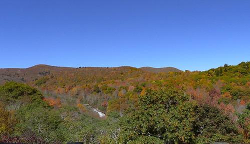 Blue Ridge Parkway in Autumn-44