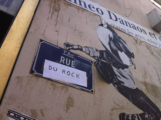 Rue du Rock by Pirlouiiiit 19092015