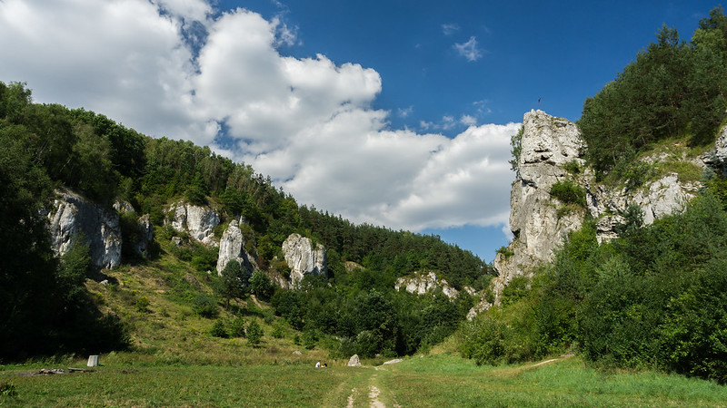 Parque nacional Ojców