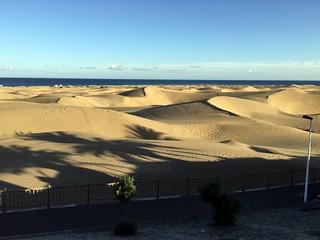 Gran Canaria - Maspalomas Dunes (Playa del Inglés)