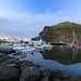 Heimaey harbor, Iceland by alykat