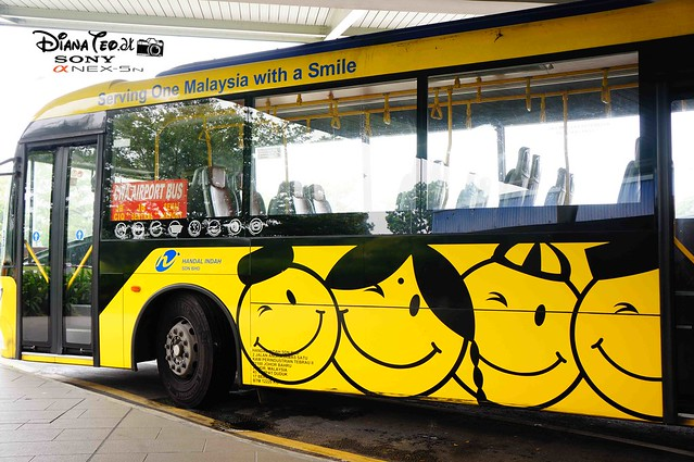 JB Airport Bus