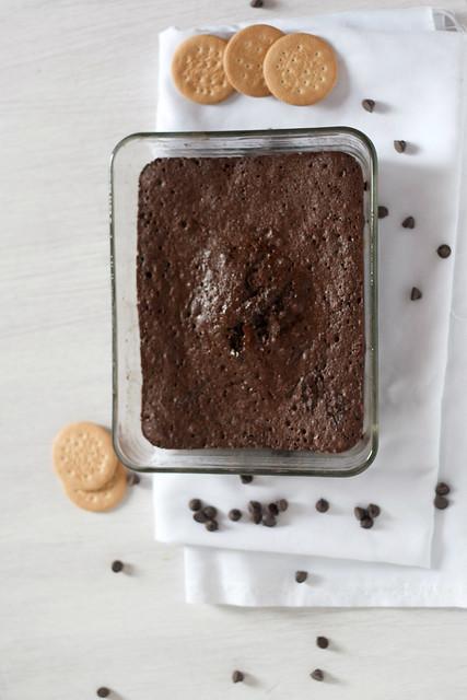 Pastelillo en microondas