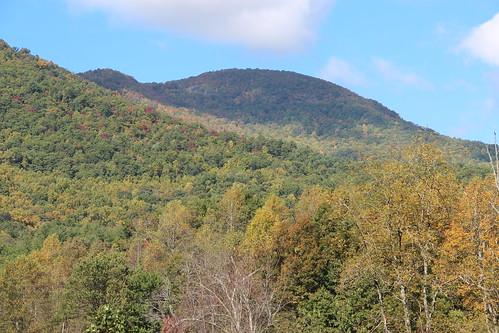 mountain mountains georgia townscounty hightowerbald