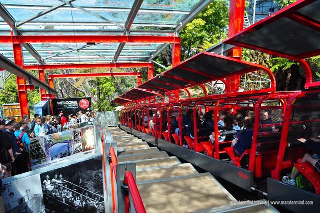 Scenic Railway at Scenic World
