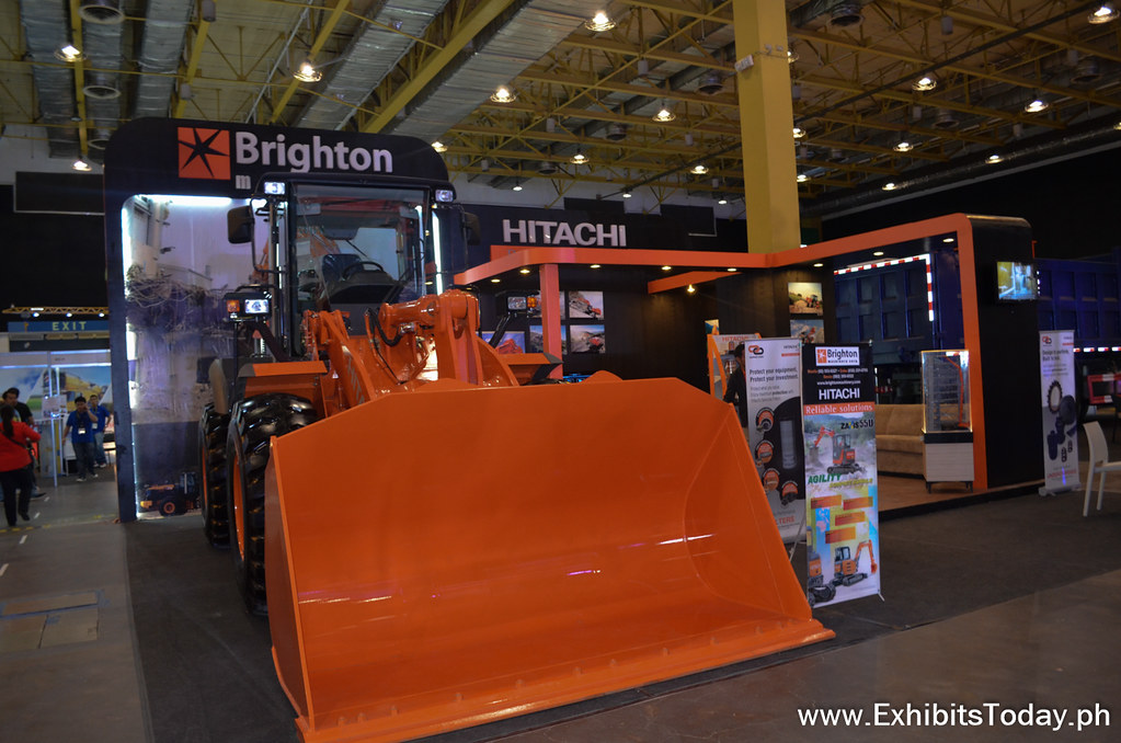 Brighton / Hitachi Truck Display