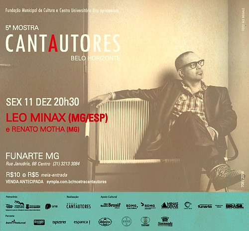 V MOSTRA CANTAUTORES_LEO MINAX