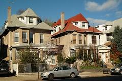 Two Millionaire Cop Houses