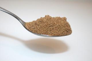 06 - Zutat Kümmel / Ingredient caraway