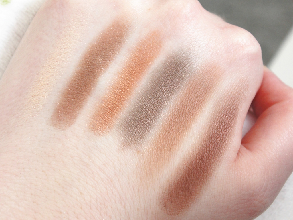 Makeup Revolution Naked Chocolate Palette (5)