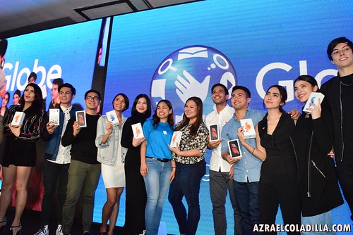 Globe x iPhone6s Philippines launch